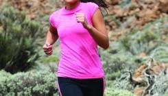 Woman running crazygoodparent