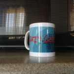 crazy good parent coffee mug